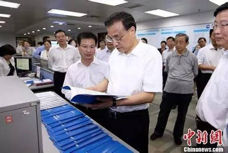 """痛陈老企业办理三证合一 总理批示8部委这样""""对号入座"""