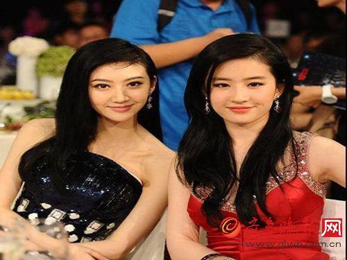 赵薇第三第一名果然是她,中国最有权势的女星排行